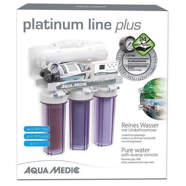AQUA MEDIC platinum line plus 24V Umkehrosmoseanlage