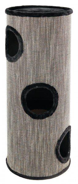 TRIXIE Cat Tower Amado 100cm schwarz