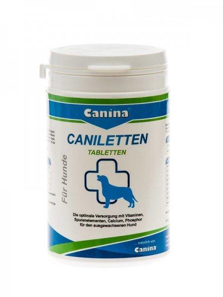 Canina Caniletten Tabletten 300g