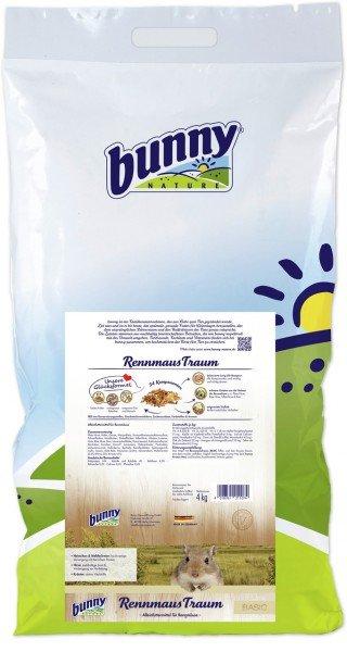Bunny RennmausTraum basic 4 kg Kleintierfutter