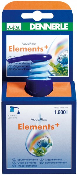 DENNERLE Elements+ Spurenelemente 50ml für 1.600 Liter