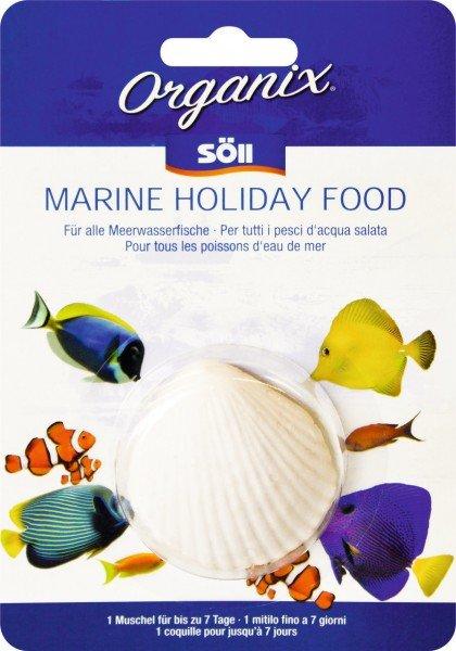 Söll Organix Marine Holiday Food (1 Tab) Futter für Urlaub & Wochenende