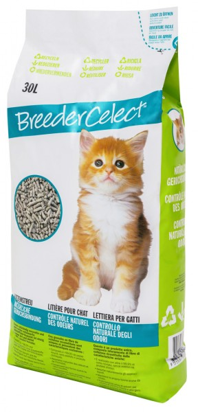 BreederCelect Cat Litter Katzenstreu