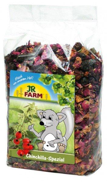 JR FARM Chinchilla-Spezial 500g Nahrungsergänzung für Kleintiere