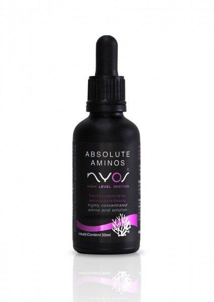 NYOS Absolute Aminos 50 ml Korallenpflege