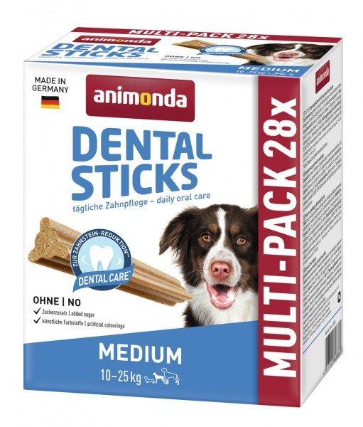 animonda Dental Stick medium 4 x 180g Multipack Hundesnack