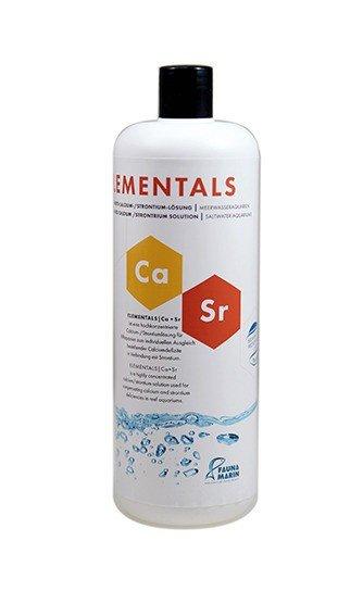 FAUNA MARIN Ultra Easy CA + SR 1000 ml Calcium-/Strontiumlösung für Riffaquarien
