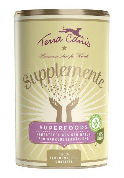 Terra Canis Supplemente Superfoods 150g Ergänzungsfutter für Hunde