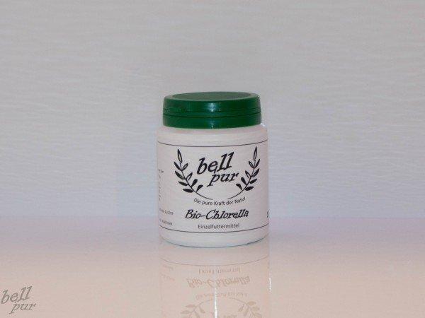 Bell Pur Bio Chlorella 100g Nahrungsergänzung für Hunde