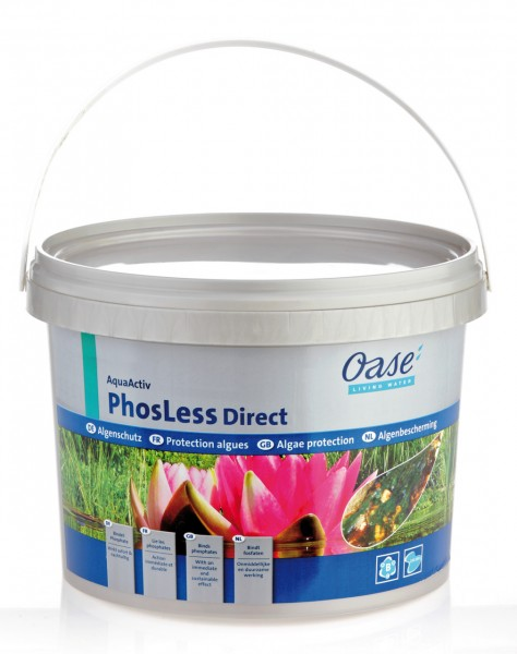 Oase AquaActiv PhosLess Direct 5 Liter Phosphatbinder