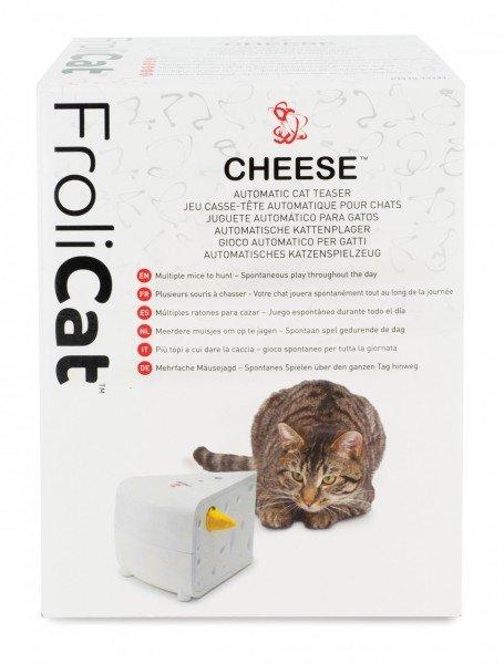 FroliCat Cheese Katzenspielzeug