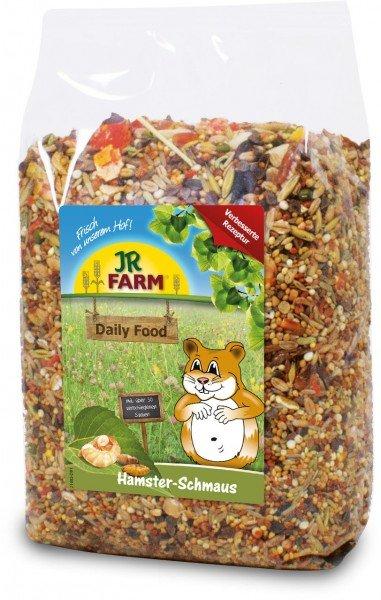 JR FARM Hamster-Schmaus 600g Kleintierfutter