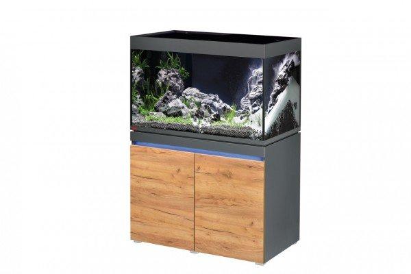 EHEIM incpiria 330 LED Aquarium mit Unterschrank