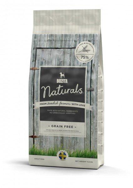 BOZITA Naturals Grain Free Hundetrockenfutter