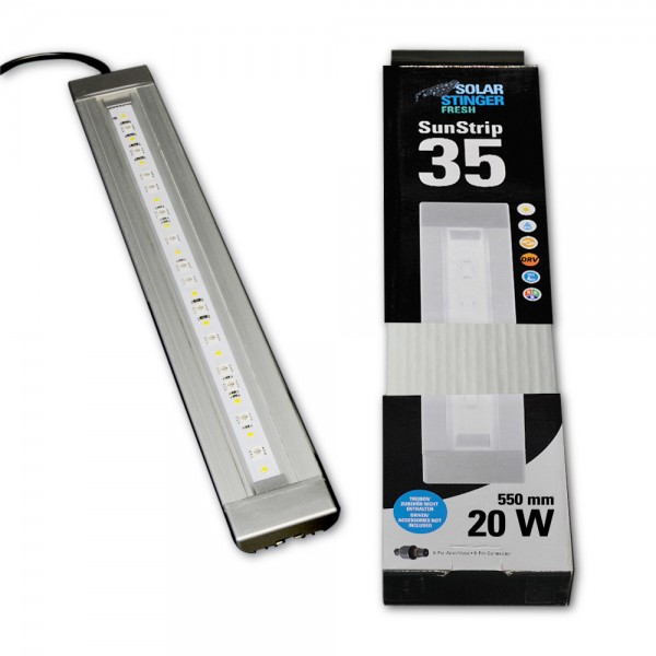 SolarStinger SunStrip 35 Fresh 55 cm 19,3 Watt LED-Aquarienbeleuchtung