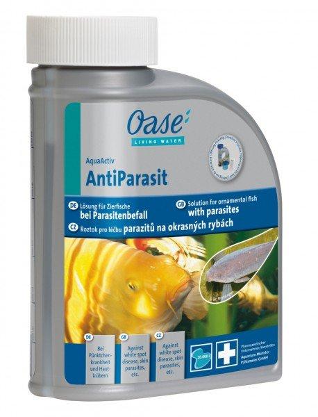 Oase AquaActiv AntiParasit 500ml Fischmedizin