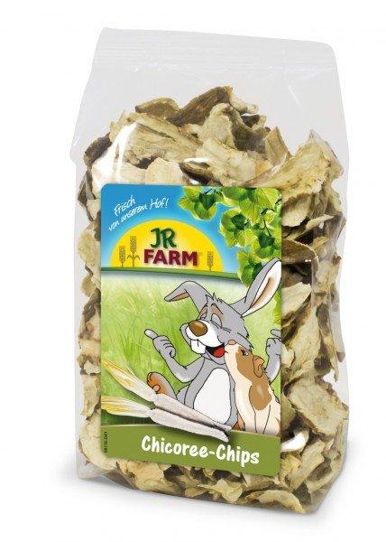 JR FARM Nager Chicoree-Chips 100g Kleintiersnack