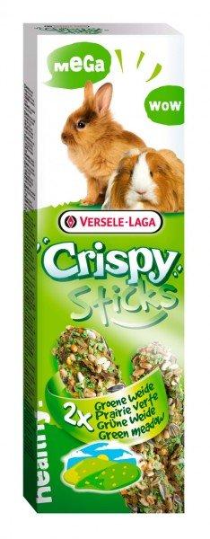 Versele-Laga Mega Sticks Kaninchen-Meerschweinchen Grüne Weide (2 Stück)