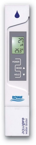 Rowa Aquapro Leitfähigkeitsmessgerät