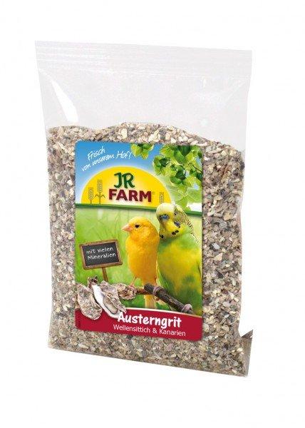 JR FARM Birds Austerngrit Wellensittich+Kanarien 30g Nahrungsergänzung für Vögel