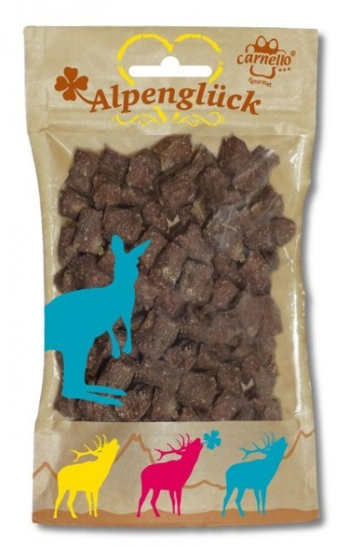 Carnello Alpenglück Luftsprung Känguru 60g Hundekauartikel