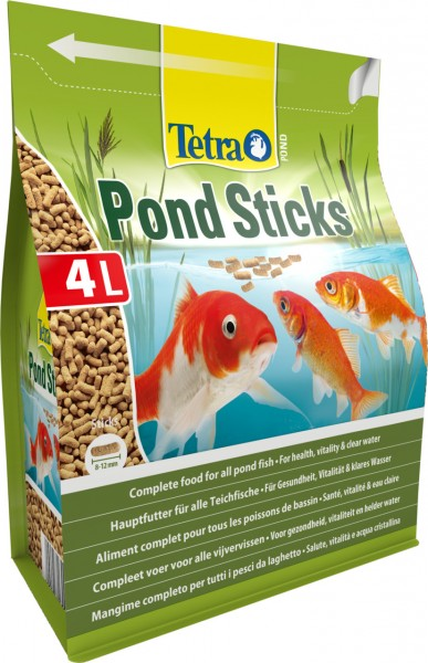 Tetra Pond Sticks Teichfischfutter
