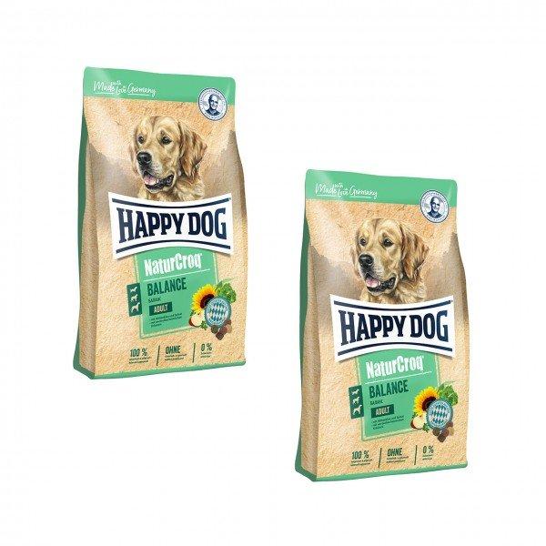 HAPPY DOG NaturCroq Balance Hundetrockenfutter
