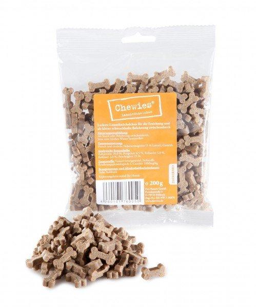 Chewies Lammknöchelchen 200g Hundesnack