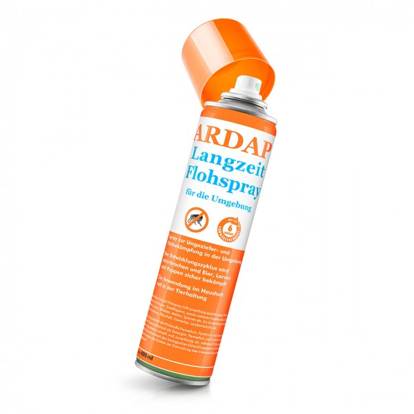 ARDAP Langzeit Flohspray 400ml Ungezieferbekämpfung