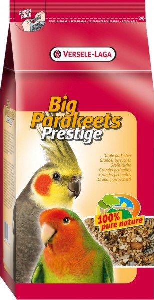 VERSELE-LAGA Prestige Großsittiche 4kg Vogelfutter
