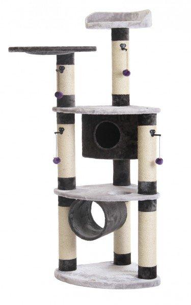 Nobby Kratzbaum Santos Plus 70x55x168cm grau/anthrazit