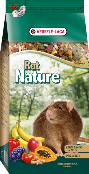 Nature Rat 750g Kleintierfutter