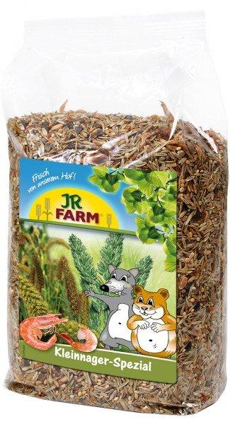JR FARM Kleinnager-Spezial 600g Nahrungsergänzung für Kleintiere