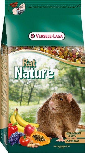 Nature Rat 2,5kg Kleintierfutter