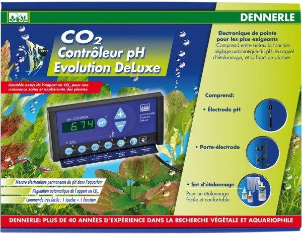 DENNERLE Profi-Line pH-Controller Evolution DeLuxe