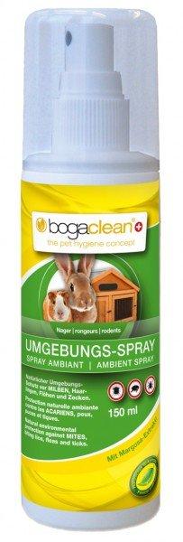 bogaclean UMGEBUNGS-SPRAY 100ml Ungezieferbekämpfung für Nager & Kleintiere