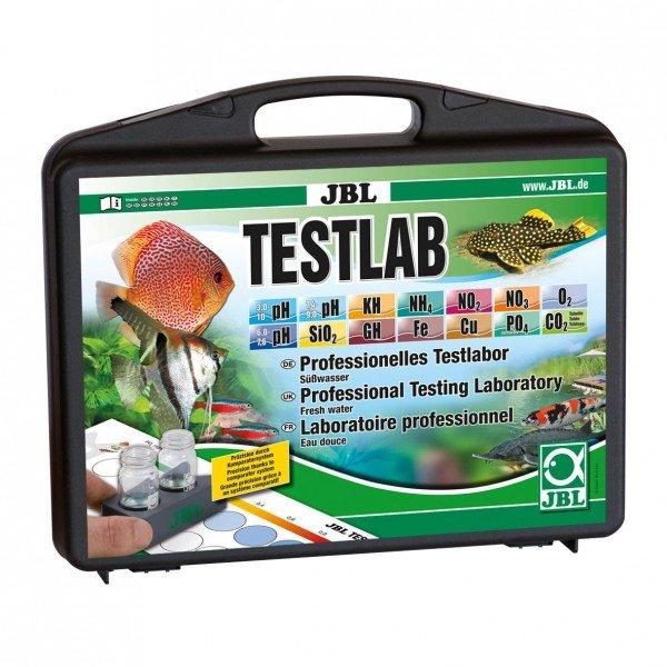 JBL Testlab Professioneller Testkoffer für Süßwasser-Analysen
