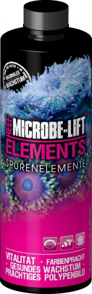 MICROBE-LIFT Elements 273ml Spurenelemente