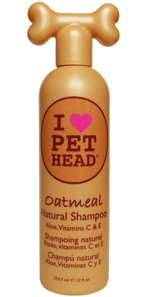PET HEAD Oatmeal Shampoo 354 ml Fellpflege