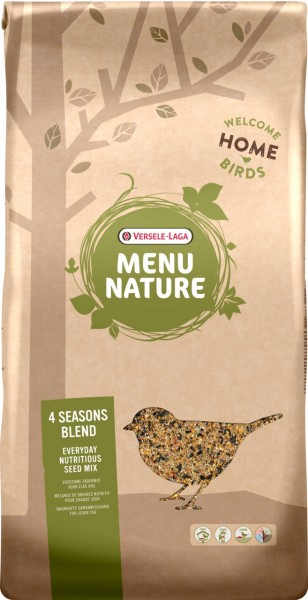 VERSELE-LAGA Menu Nature 4 Seasons Blend Wildvogelfutter