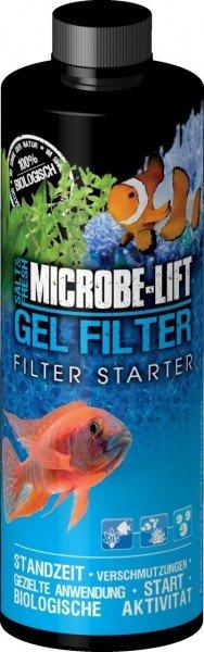 MICROBE-LIFT Gel Filter 118ml Filterstarter