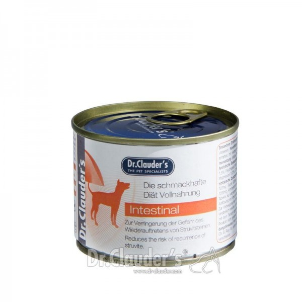 Dr. Clauder's IRD Intestinal Diät 200g Dosen Hundenassfutter