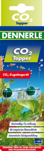 DENNERLE Profi-Line CO2 Topper