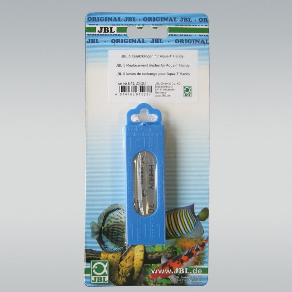 JBL 5 Ersatzklingen für Aqua-T Handy