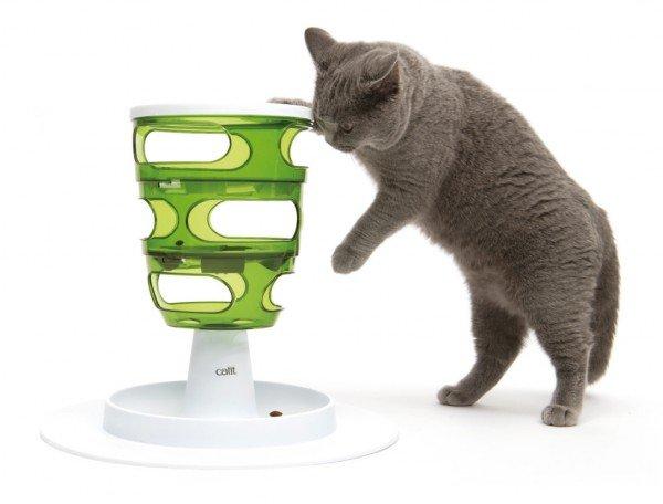 catit Senses 2.0 Futterbaum Katzenspielzeug