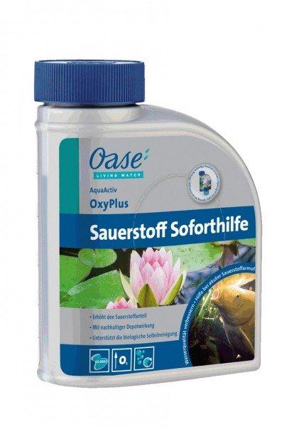 Oase AquaActiv OxyPlus 500ml Sauerstoff Soforthilfe