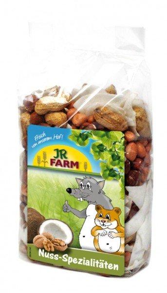 JR FARM Nager Nuß-Spezialitäten 200g Kleintiersnack