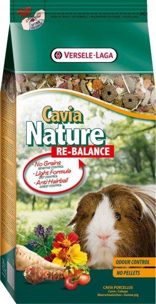 Nature Cavia Re-Balance 700g Kleintierfutter