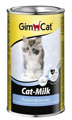 GimCat Cat-Milk 200g Pulver / Muttermilchersatz für Katzenkinder