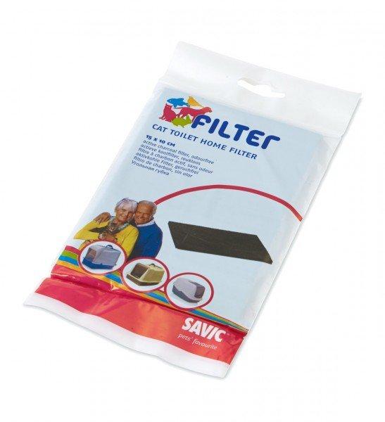 SAVIC Aktivkohle Filter Katzentoilette